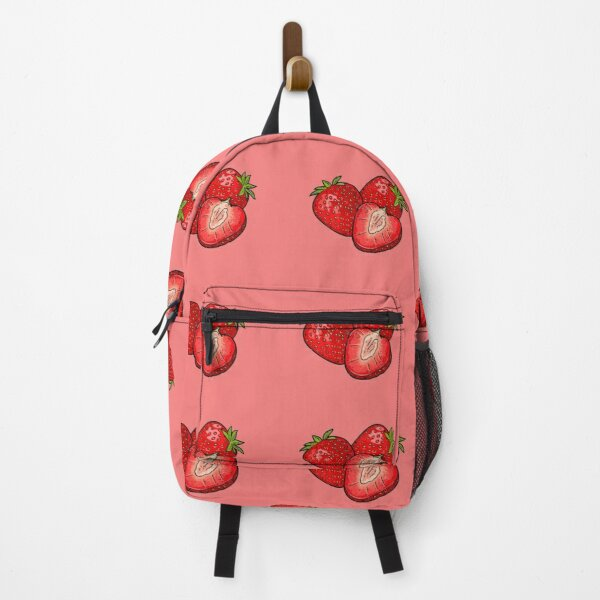 Sweet strawberries Backpack