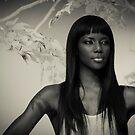 Model portrait  by Andrea Rapisarda