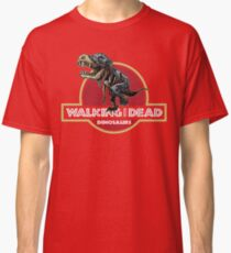 Walking With Dead Dinosaurs Classic T-Shirt