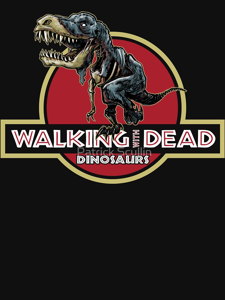 Walking With Dead Dinosaurs by supersiblings