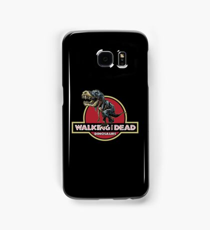 Walking With Dead Dinosaurs Samsung Galaxy Case/Skin