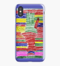 Lend A Hand to the Arc iPhone Case