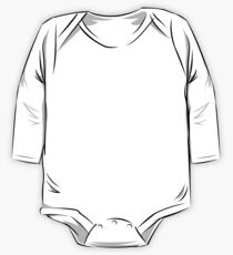 Lua-so simple Baby Body Langarm