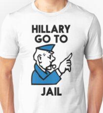Hillary Clinton Go To Jail T-Shirt