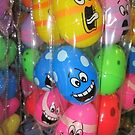 Crazy Eggs, Easter fun by Heather Crough