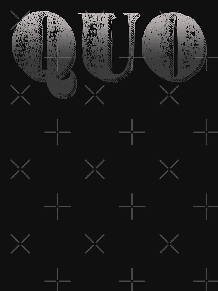 Quo (Distressed Design) von siggyspatsky