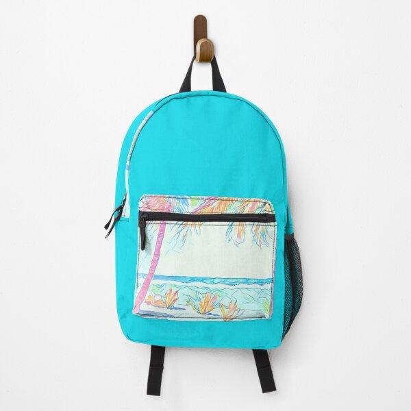 Beach: Social Distancing Backpack