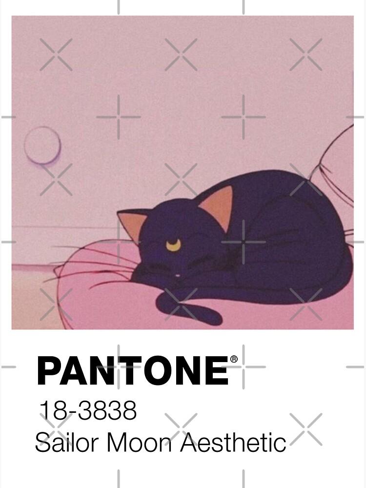 pero se kinna estética doe ^^ !! Entonces kawaii  Pegatinas de anime Pantone de Jatiiwkeh