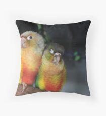 Elvis & Priscilla Throw Pillow