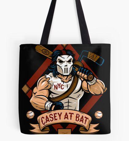 Casey at Bat Tote Bag