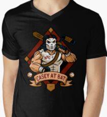 Casey at Bat Men's V-Neck T-Shirt