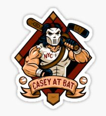 Casey at Bat Sticker