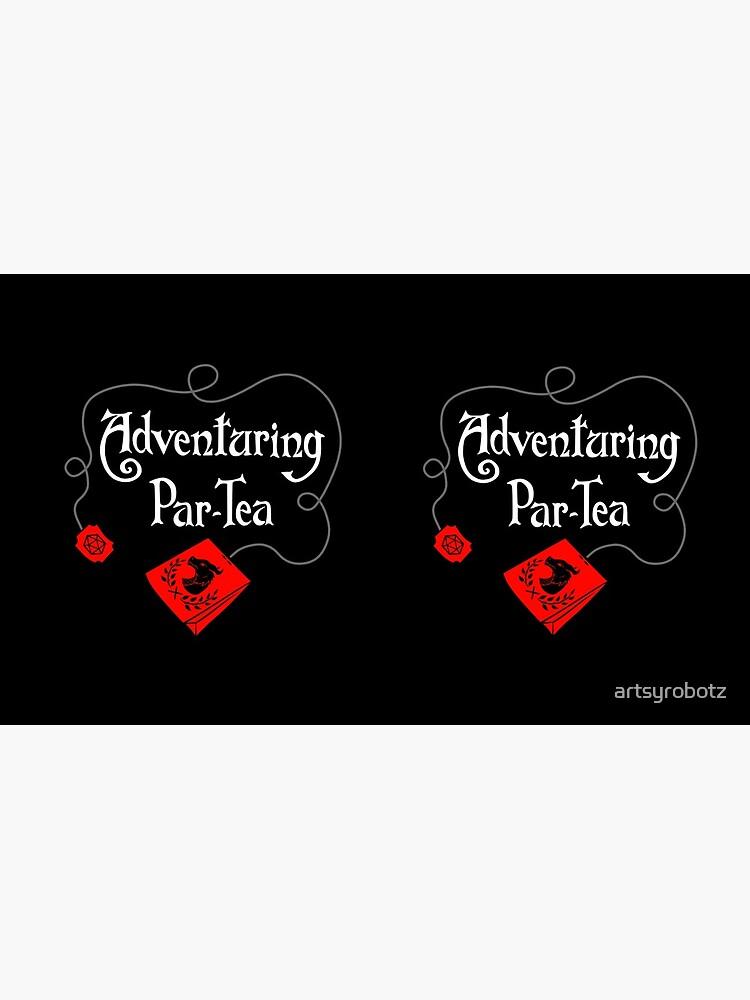 Adventuring Party by artsyrobotz