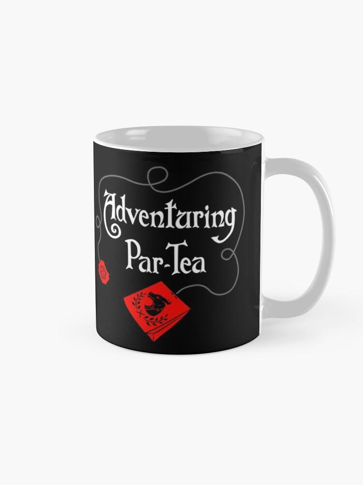 Alternate view of Adventuring Party Mug