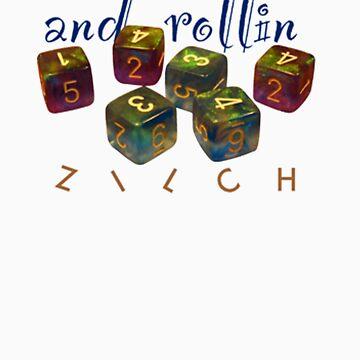 Rollin' Zilch by WildMountains