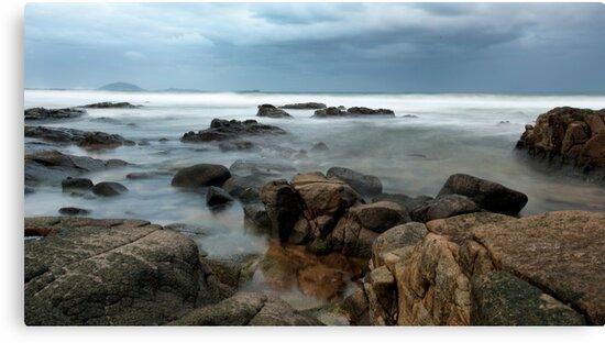 Mists of Mooloolaba by Jenny Dean
