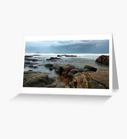 Mists of Mooloolaba Greeting Card