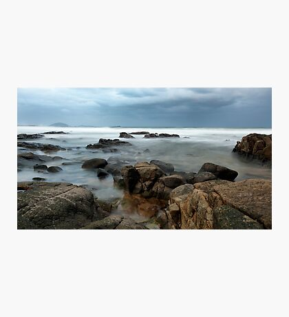 Mists of Mooloolaba Photographic Print