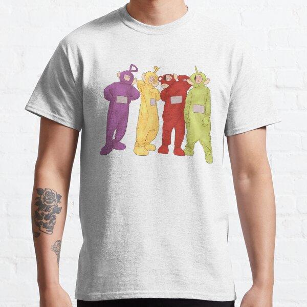 mais quand j'ai vu cette photo d'eux T-shirt classique