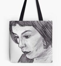 Audrey Tautou Tote Bag