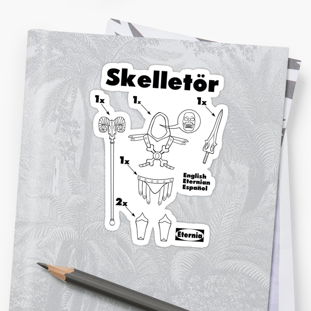 Skelletör by Baardei
