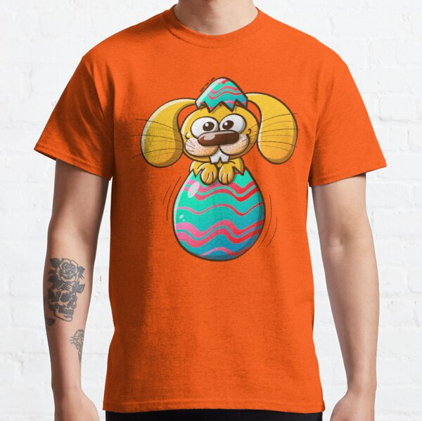 The Birth of an Easter Bunny Classic T-Shirt