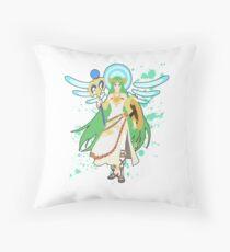Palutena - Super Smash Bros Throw Pillow