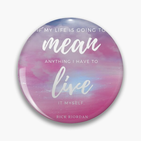Percy Jackson quote  Pin