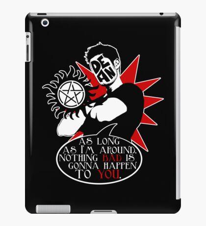 Dean! iPad Case/Skin
