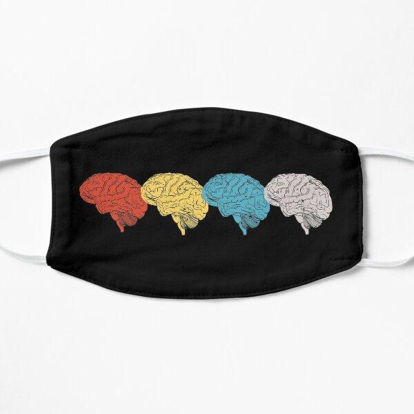 Vintage Brain for Neuroscientist Mask