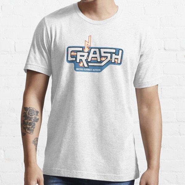Crash - the Spectrum magazine Essential T-Shirt
