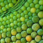 Green food by Arie Koene