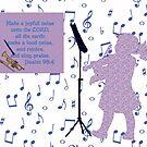 Make A Joyful Noise by aprilann