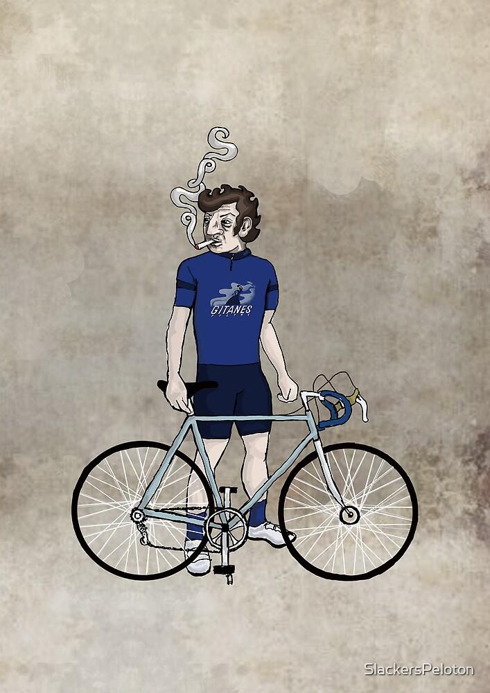 Gainsbourg Wears Gitanes by SlackersPeloton