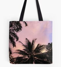 Sunset from the Suburbs Tote Bag