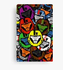 Multiplayer Canvas Print