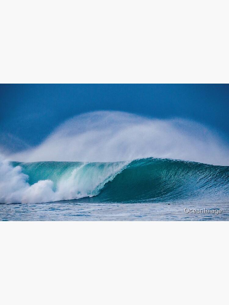 Atlantic Curve by OceanImage