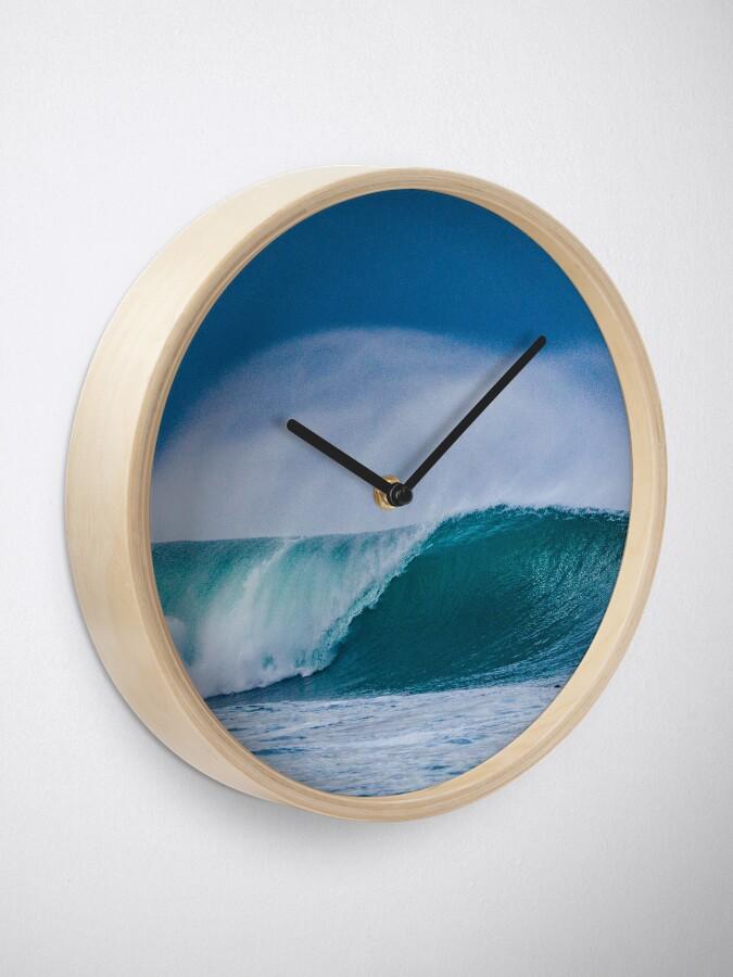 Alternate view of Atlantic Curve Clock