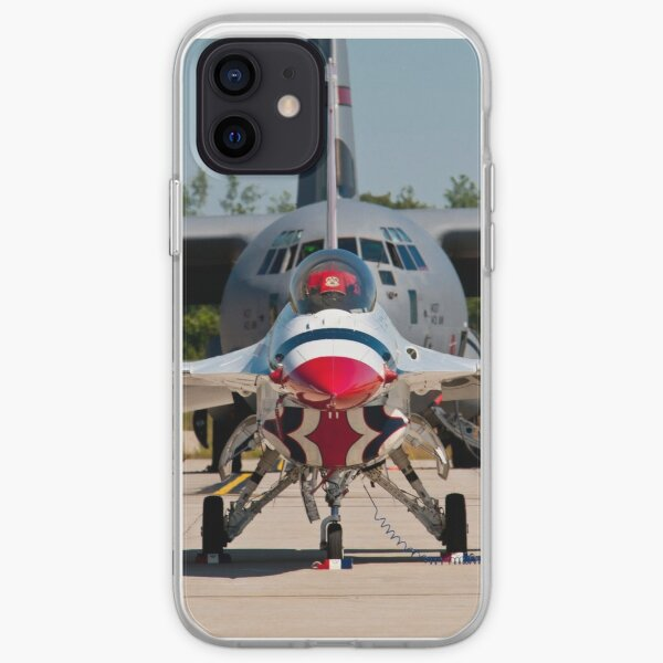 Thunderbird series iPhone Soft Case