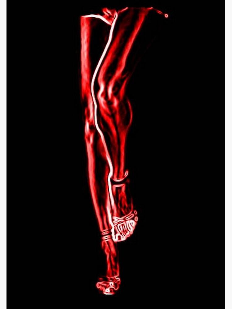 HOT LEGS by michaeltodd