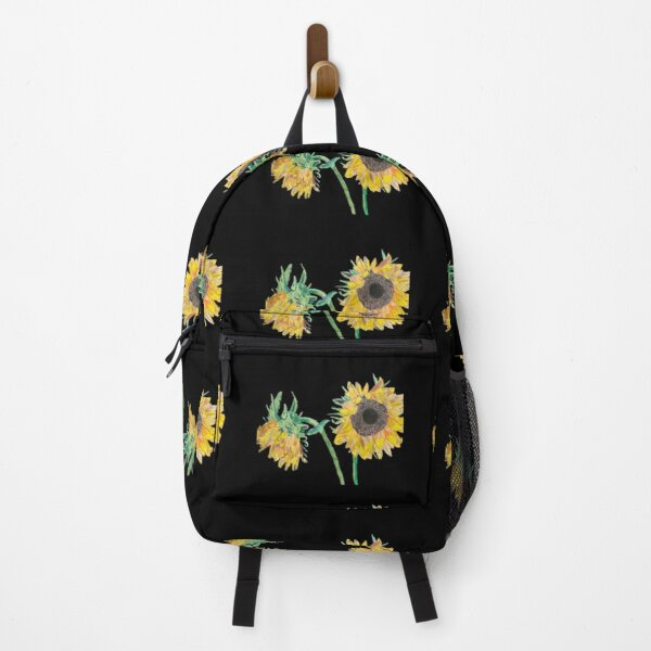 sunflowers by Ash Backpack