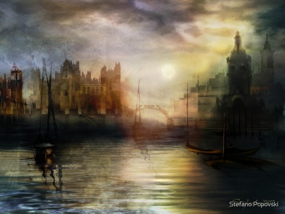 The Somnolent City by Stefano Popovski
