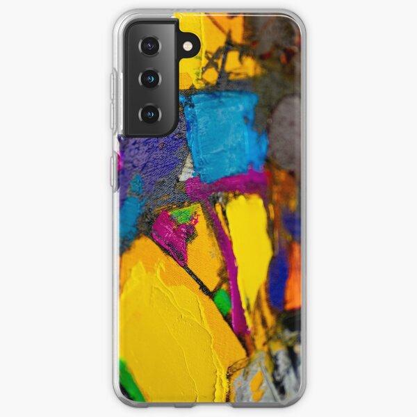Painting Detail Design 1 Samsung Galaxy Soft Case