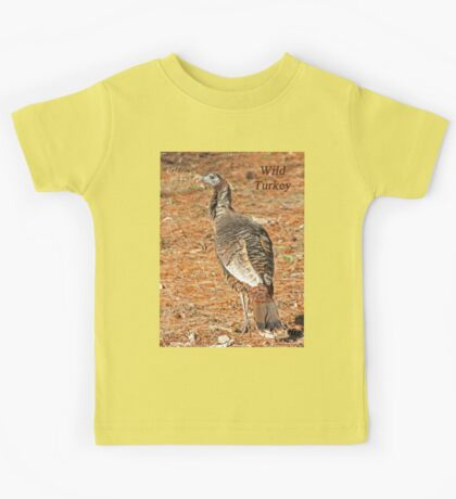 Wild Turkey Kids Clothes