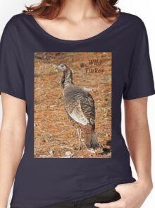 Wild Turkey Women's Relaxed Fit T-Shirt