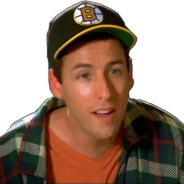 Happy Gilmore (Adam Sandler) by cordug