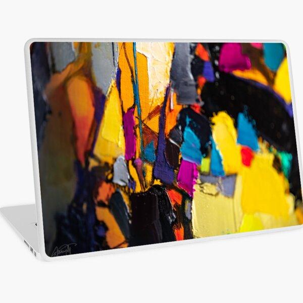 Painting Detail Design 4 Laptop Skin