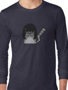 Tina Cat Long Sleeve T-Shirt