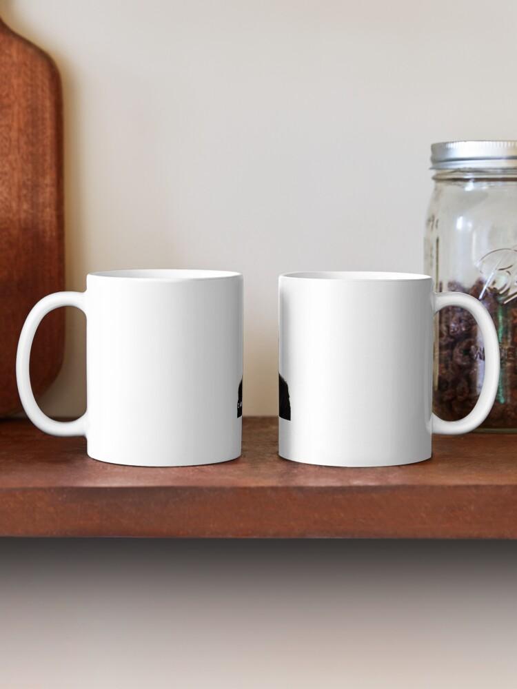 Mug ''Le bureau': autre vue