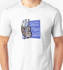Jazz Man, Jazz T-Shirt